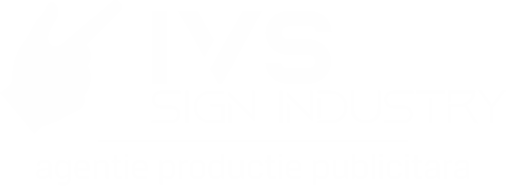IVS SIGN INDUSTRY Logo