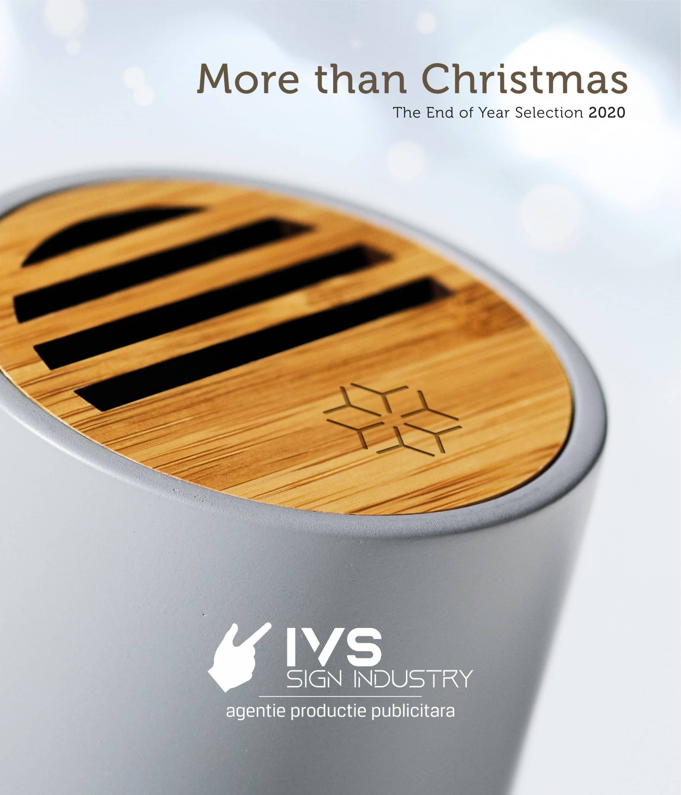 IVS gifts Christmas 2020 catalogue